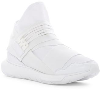 Y-3 Qasa High Sneaker $400 thestylecure.com