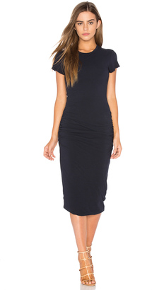 James Perse Classic Skinny Dress $225 thestylecure.com