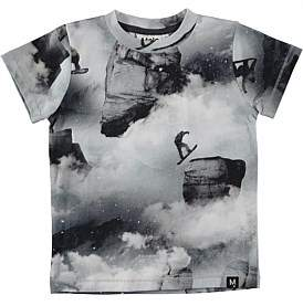 "Molo Snowboarders"" Tee (4-12Years)"
