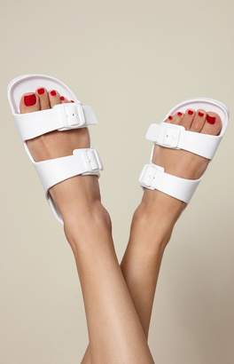 Kirra Double Buckle Slide Sandals