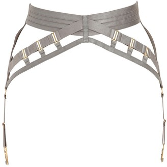 Bordelle Panel Suspender Belt
