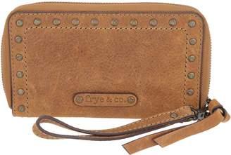 Frye & Co. & co. Leather Stud Phone Wristlet Wallet - Victoria