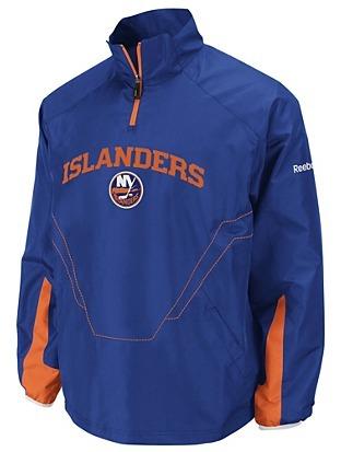 NHL Center Ice Hot Jacket- Islanders