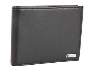 Victorinox Altiustm 3.0 - Innsbruck Leather Deluxe Bi-Fold Organizer W/European ID Window And Coin Pocket