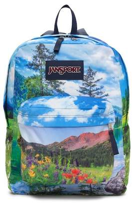 JanSport High Stakes Nature Backpack