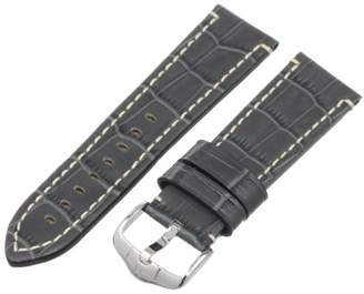Hirsch 26mm Leather Watch Strap