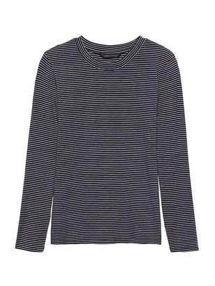 Banana Republic Soft Stretch Crew-Neck T-Shirt