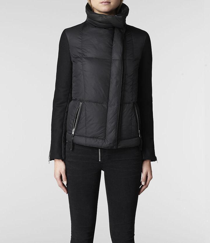 AllSaints Ankara Puffer Jacket