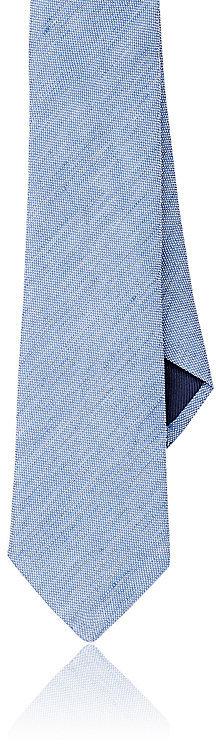 Barneys New YorkBarneys New York Men's Linen-Silk Necktie