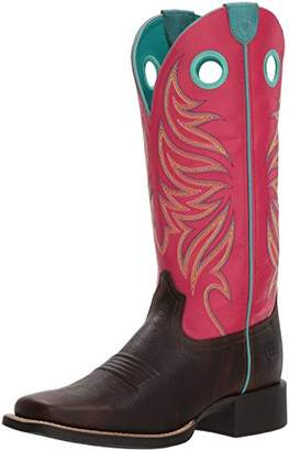 974a46b3351c Ariat Women s Round up Ryder Western Boot