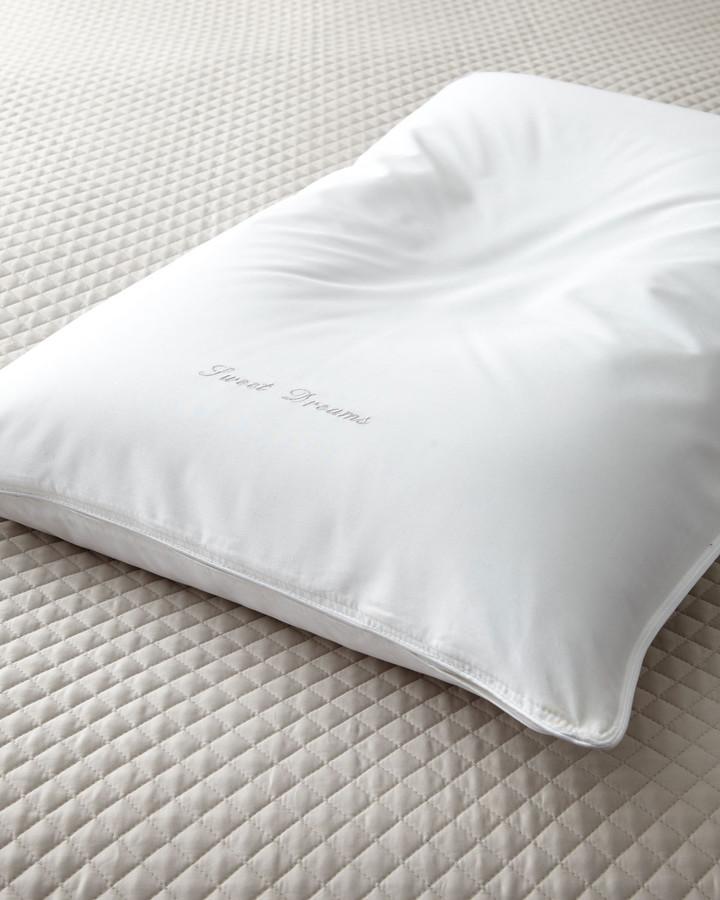 The Pillow Bar Queen Slumberlicious Back Sleeper Pillow, 20