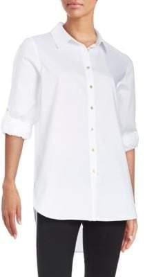 Calvin Klein Button-Front Shirt