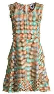 M Missoni Tweed Sleeveless Dress