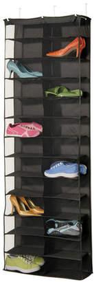 Richard's Homewares Richards Homewares Gearbox StorageCaddy 26 Pair Overdoor Shoe Organizer