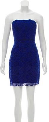 Diane von Furstenberg Lace Mini Dress w/ Tags