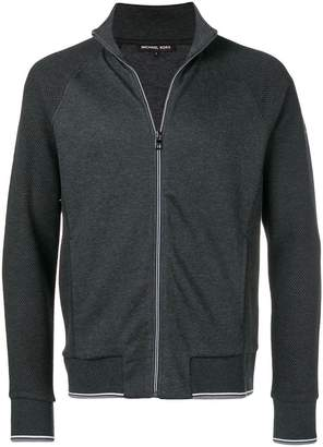 Michael Kors zipped up cardigan