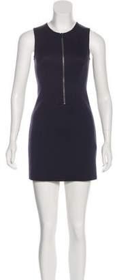 Theory 38 Neoprene Sleeveless Dress