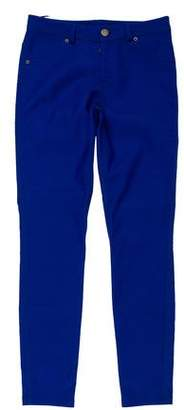 Lanvin Mid-Rise Skinny Jeans