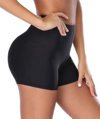 b476f56b9 LANFEI Women Butt Lifter Padded Shapewear Enhancer Control Panties Body  Shaper