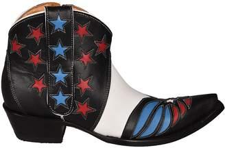 Jessie Western Patch Western Boots
