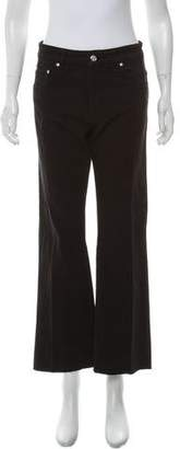 Anine Bing High-Rise Wide-Leg Jeans w/ Tags
