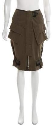 Dries Van Noten Knee-Length Casual Skirt