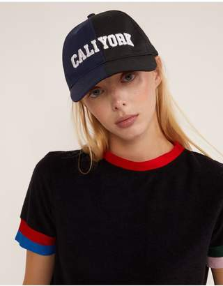 Cynthia Rowley Embroidered Caliyork Hat