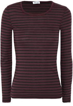 Splendid Venice Striped Jersey Top