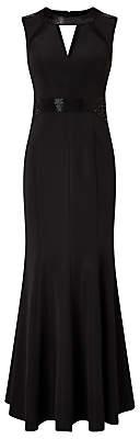 Phase Eight Collection 8 Emelda Full Length Dress, Black