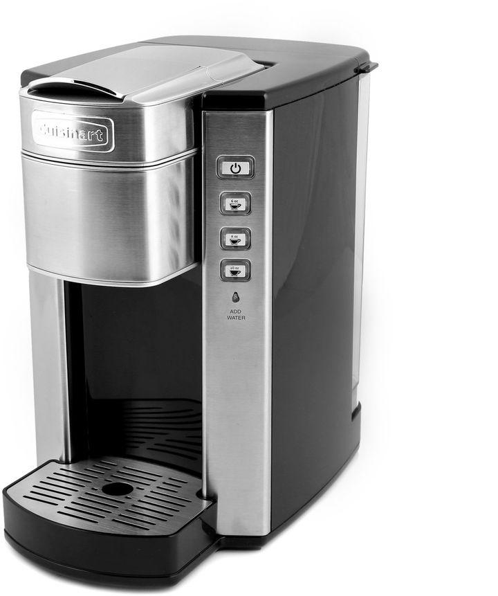 Cuisinart® Compact Single Serve Coffee Maker