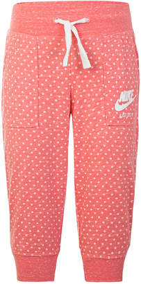 Nike Dot-Print Capri Pants, Toddler Girls