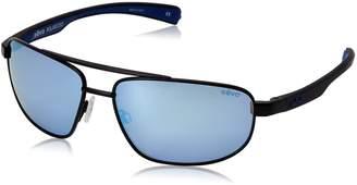 Revo Sunglasses Wraith RE 1018 Polarized Rectangular Sunglasses