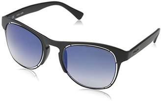 Police Sunglasses Men's S1954 Offside 1 Wayfarer Sunglasses mm