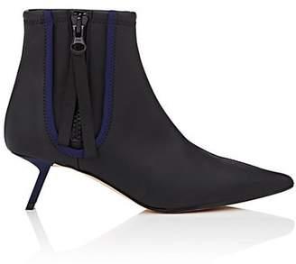 Ballin ALCHIMIA DI Women's Perca Rubber & Neoprene Ankle Boots - Black