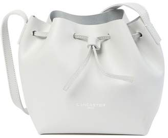 Lancaster Paris Pur Smooth Mini Leather Bucket Bag