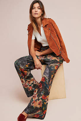 Eva Franco Simone Floral Trousers