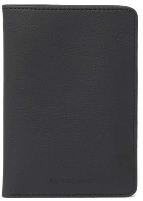 Moleskine Lineage Leather Bifold Passport Wallet