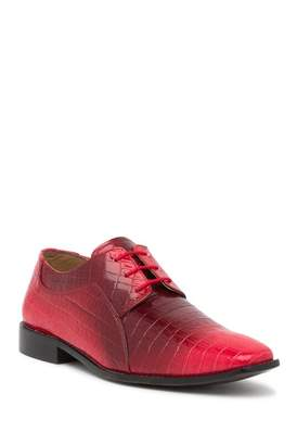 Giorgio Brutini Herd Croco Embossed Derby