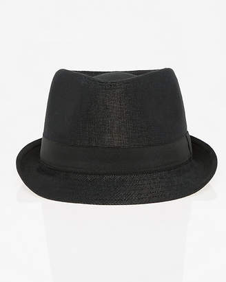Black Mens Fedora Hat - ShopStyle Canada 8be23745fcf4