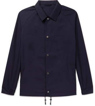 P. Johnson Wool Blouson Jacket