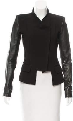 Barbara Bui Tailored Asymmetrical Blazer