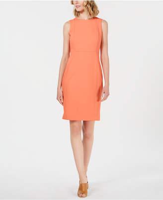 6b3de8db048 Calvin Klein Orange Sheath Dresses - ShopStyle