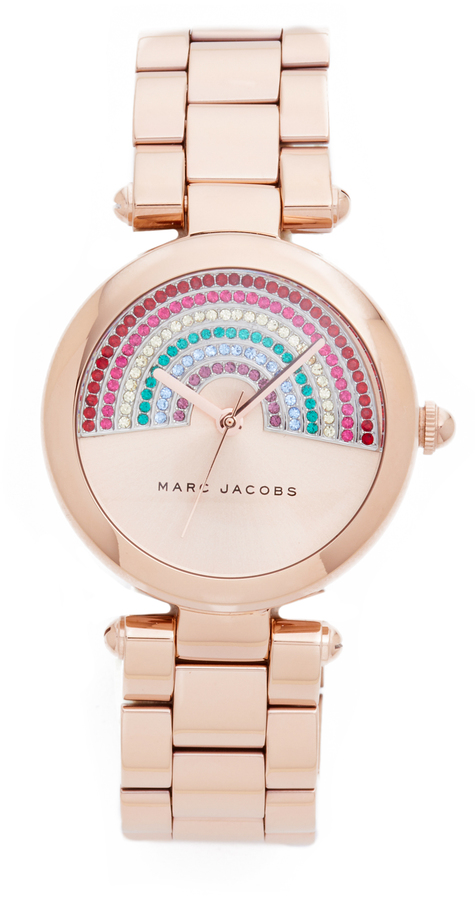Marc Jacobs Marc Jacobs Dotty Rainbow Watch