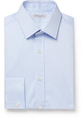 Light-Blue Cotton Shirt