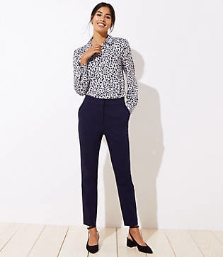 LOFT Tall High Waist Skinny Ankle Pants in Marisa Fit