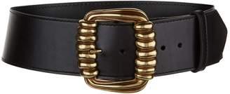 Etro Oversized Buckle Belt
