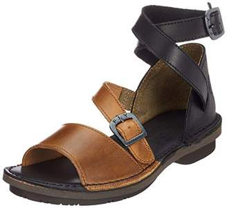 96bc3b820bd5cc Fly London Brown Sandals For Women - ShopStyle UK