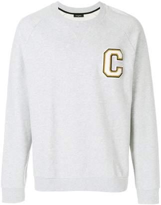 Calvin Klein Jeans casual loose sweatshirts