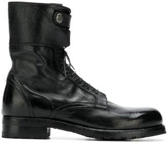 Alberto Fasciani Windy lace-up boots