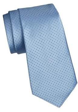 Giorgio Armani Pindot Silk Tie